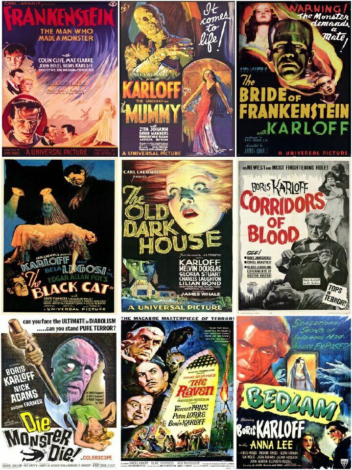 Boris Karloff Movies